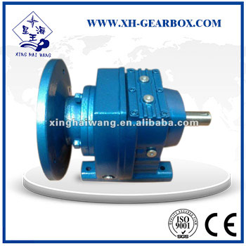 R series helical gearbox with input flange