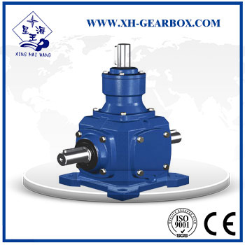 T series Spiral bevel gear reducer