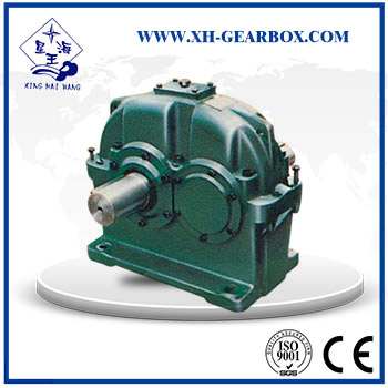 ZDY hard tooth face cylindrical gearbox