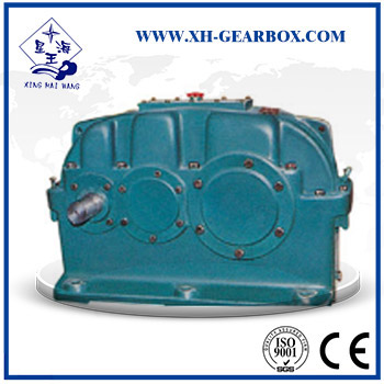 ZLY hard tooth face cylindrical gearbox