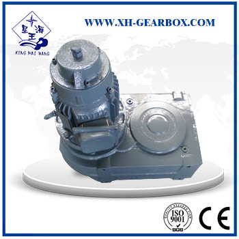 FA series Parallel shaft helical gearbox