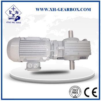 SA  series helical worm gear speed reducer