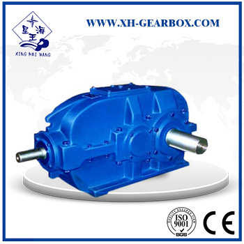 DBY cylindrical gears reducer