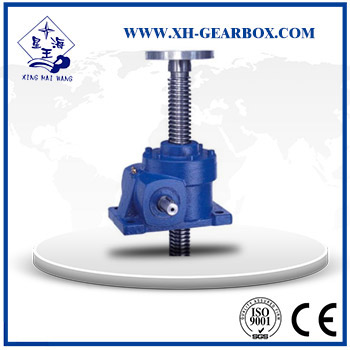 SWL series Worm gear threaded screw jacks