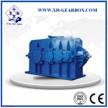 ZFY hard tooth face cylindrical gearbox