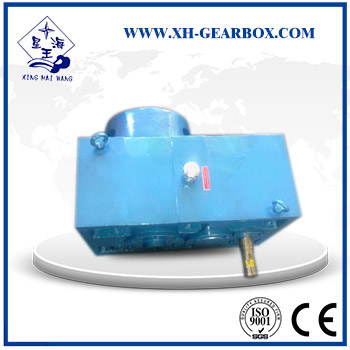 ZLYJ serial plastic extruding gear reducer