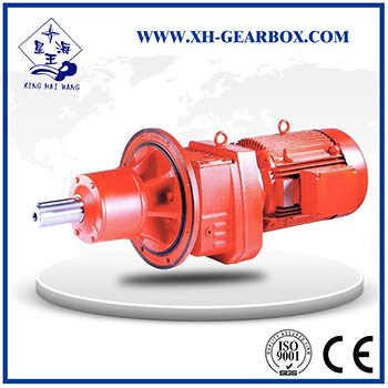 R series single helical gear reducer